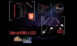 Taller de HTML5 y CSS3