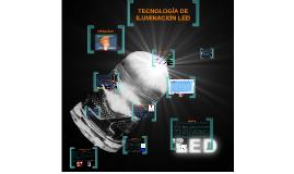 TECNOLOGIA DE ILUMINACION LED