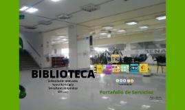 Portafolio de Servicios Biblioteca CGA-SENA