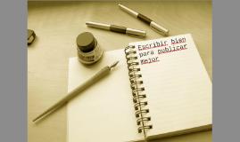 Copy of Academic writing
