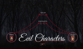 Evil Characters