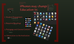 How Will the iPhone Change Education