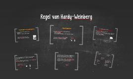 Regel van Hardy-Weinberg