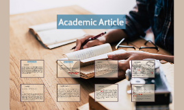 Academic Article