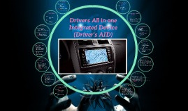 Drivers AID - PM3110 - Project