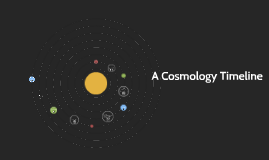 Copy of A Cosmology Timeline