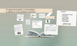 Copy of El enfoque personalista en la psicología y su influencia en
