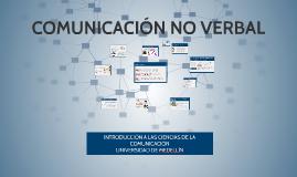 Copy of COMUNICACIÓN NO VERBAL