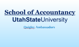 USU Accounting Prezi Fall 2013