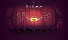 Mrs. Moreno