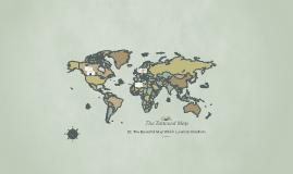 The Tattooed Map - Barbara Hodgson