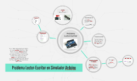 Problema Lectores-Escritores en Simulador Arduino