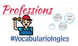 Las profesiones y ocupaciones en inglés: Ejercicios de vocabulario en inglés con imagenes # 2