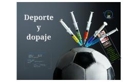 Deporte y dopaje
