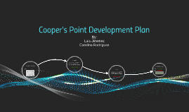Cooper's Point Development Plan