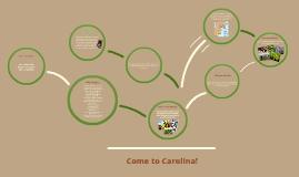 Copy of North and South Carolina