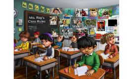 Mrs. Ray's