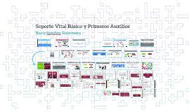 Copy of Soporte Vital Básico y Primeros Auxilios