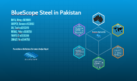 BlueScope Steel in Pakistan