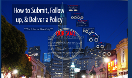 How to Submit, Follow up, & Deliver a Policy