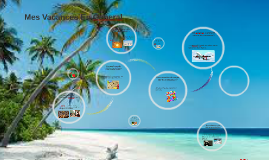 Quel genre de vacances preferes tu?