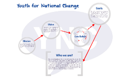Youth for National Change (YNC) Introduction