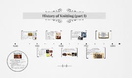 History of Knitting (part 1)