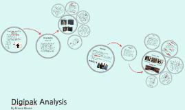 Digipak Analysis