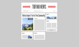 TOFINO NEWS