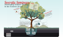 Socratic Seminar I