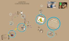 Copy of Copy of Copy of Copy of AGENTES CONTAMINANTES