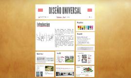 Copy of DISEÑO UNIVERSAL