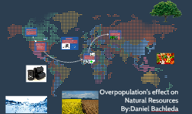 Overpopulation's effect
