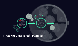 The 1970s and 1980s