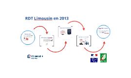 RDT Limousin en 2013