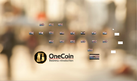 ONECOIN PITCH