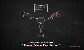 Copy of Soutenance de stage