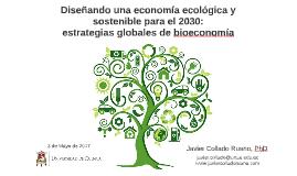 Diseñando una economía económica y sostenible para el 2030: