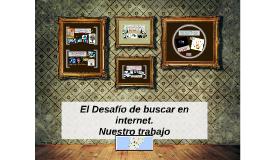 El Desafío de buscar en internet - Aula 0148