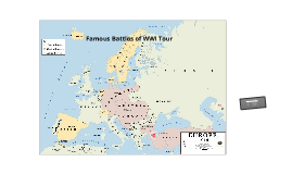 WWI Battles Tour