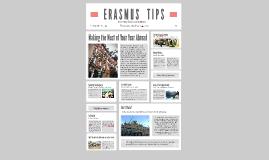 Erasmus Tips by former MU Erasmus Students