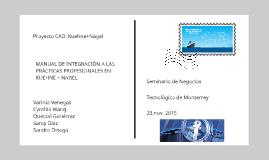 Proyecto CAD: Kuehne+Nagel
