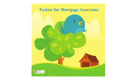 Invis Twitter for Mortgage Associates