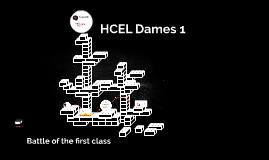 HCEL Dames 1