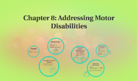 Chapter 8: Addressing Motor Disabilities