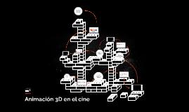 Animación 3D en el cine