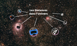 Copy of Les distances dans l'Univers