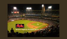 Barraza Deportes Beisbol S. de R.L. de C.V.