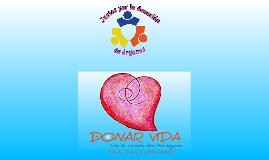 Copy of Donar Vida