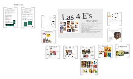 Copy of Las 4 E's